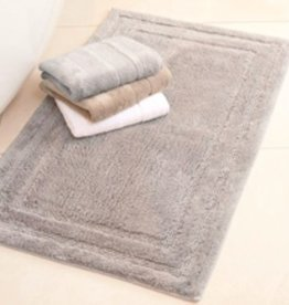 Cawö Bathmat Luxury 1003  /  80% cotton and 20% viscose.