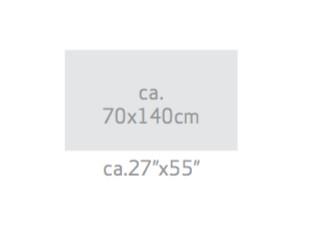 Habidecor Badtapijt: CORA 85% Giza - lange draden van Egyptisch katoen / 15% modal / 2000 gr / m2