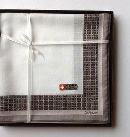 Lehner Handkerchief men per  pieces, 43:43 cm