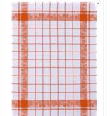 Le jacquard francais Keukenhanddoek aardbeien  60/80  (  Per 4  stuks ) 100 % katoen ) - Copy