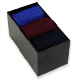 Pantherella Socks Danvers - Fil d'Ecosse - 3-Pairs in a box 'Choose Your Colours' Gift Box
