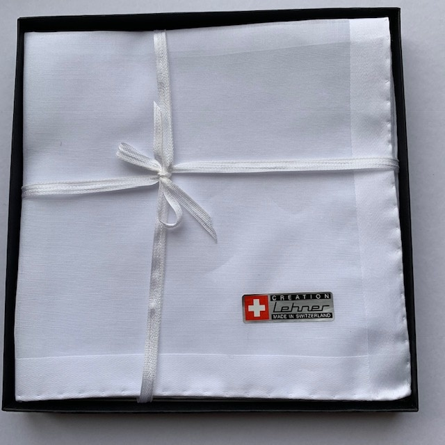 Lehner Zakdoeken Dames ( Zwitsers katoen )