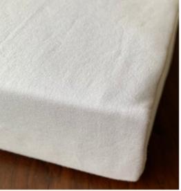 Kneer Stretch Hoeslakens exclusief Kwaliteit 93 /  matrashoogte tot 40 cm  / 95% katoen, 5% elastaan