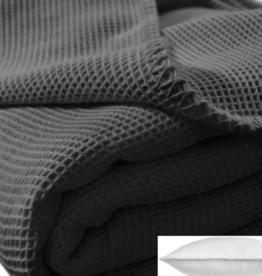 Kneer Summer blanket la DIVA in Piqué 100% high quality selected cotton