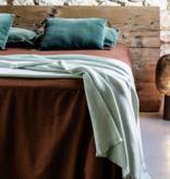 BVT Bedsprei en extra fijne deken TOURFAN / 50% kasjmier - 50% zijde  /  150 g / m² /  260 x 260 cm - Copy
