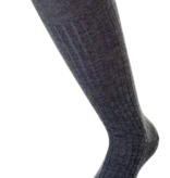 Bresciani Sokken HEREN  lijntje / 80 % Wol / 20 % PA ( Per 6 stuk )