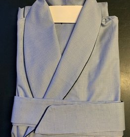 Piet Nollet Dressing gown, Men / 100% Egyptian cotton / 2 x ret. with passe poile and 3 bags