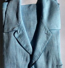 Piet Nollet Pajamas for men / LONG / 100% Linen / Top quality