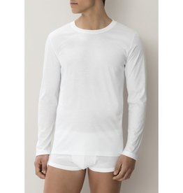 Zimmerli 286 SEA ISLAND SHIRT Long sleeves LS / Men - 100% cotton