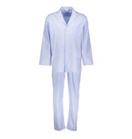 Zimmerli Pajamas MEN, Plain Long, 100% COTTON, MERCERISED YARN