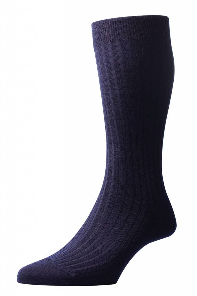 Pantherella Laburnum : Men's Sock short ( 70% Merino Wool 30% Nylon ) ( for 3 p. )