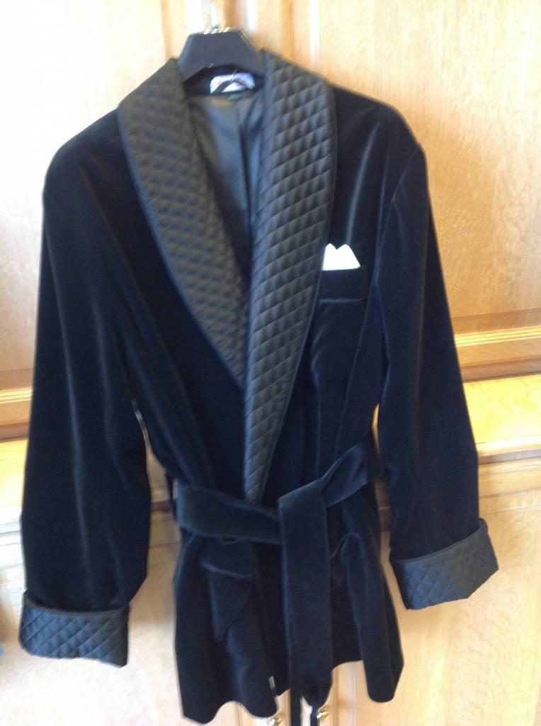 4e7f0f37dd2 Piet Nollet Velvet smoking jackets - Piet Nollet