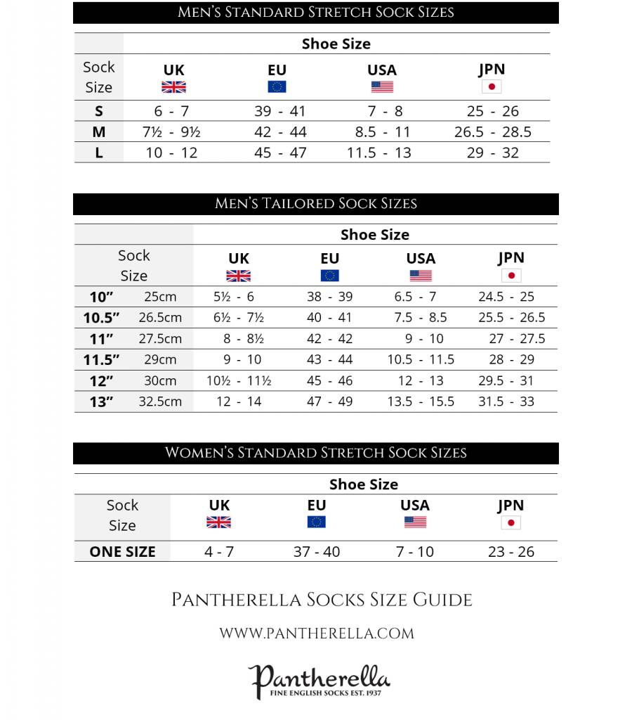 Pantherella Sokken heren kort Packington ~ 5x1 Rib - 70% Merino Wool 30% Nylon ( Verkocht per 3 paar ) iets dikkere sok