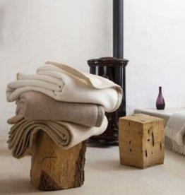 BVT Deken Sherpa 30% Cashmere 70% Merino wool 380 g/m²