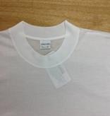 Lisanza uomo T shirt SS ( 100 % katoen ) HEREN , RONDE gesloten hals