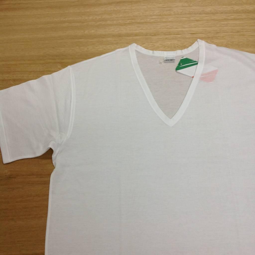 Lisanza uomo T shirt V - model ( 100 % katoen )