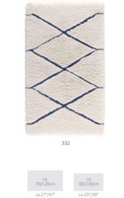 Habidecor Badtapijt HERITAGE , ( 75 % combed cotton / 25 % Acryl ) 2500 gr.m2
