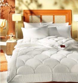 Brinkhaus Quilt FRESH MANDARIN (50% Nature Silk / 50% Cotton)