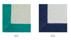 Abyss Handdoeken PORTO FINO ( 100 % Egyptisch katoen - Giza 70 (600 gr/m2 ) 100/200 cm
