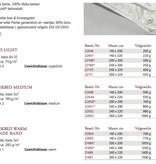 Brinkhaus Dekbed Classica nieuwe witte Poolse ganzendons en -veertjes
