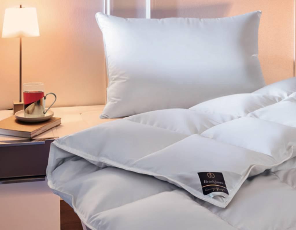 Brinkhaus Dekbed Charme ( 100 % nieuwe zilver-witte grootflokkig Canadese wilde gans )