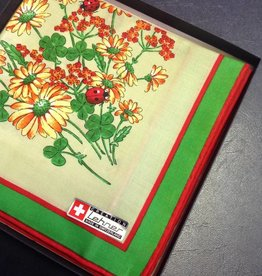 Lehner Handkerchiefs Women  36/36   cm  / 100 % Swiss cotton