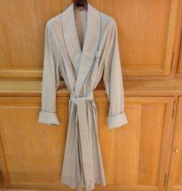 Piet Nollet Robe for men cotton flanelle