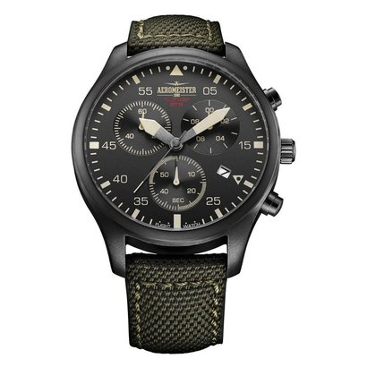 Aeromeister 1880 AEROMEISTER -1880- AM8001 Taildragger horloge