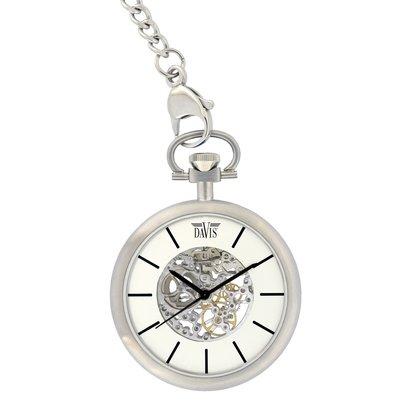 Davis Horloges Davis Pocket Watch 1667 zakhorloge