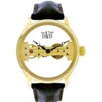 Davis Horloges Davis Stanley Watch goud 1701