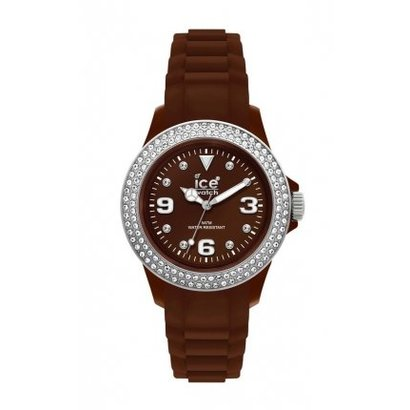 Ice-Watch Ice-Watch Stone Sili brown/silver Ø 43mm