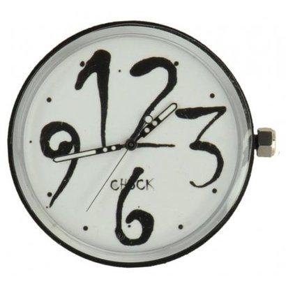 Chocktime Chock horloge Pop Numbers