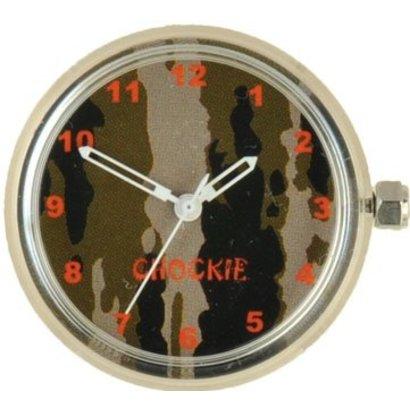 Chocktime Chockie kinderhorloge Armygreen