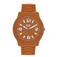 H2X H2X Splash horloge oranje SO381XO1