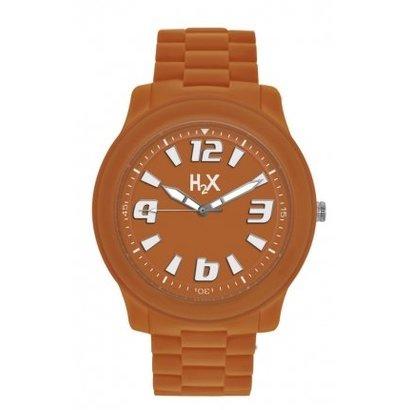 H2X H2X Splash horloge oranje SO381XO1