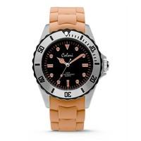 Colori Colori Horloge Colour Combo zand/grijs