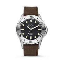 Colori Colori Horloge Timber horloge bruin/zilver