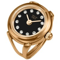 Davis Horloges Davis Sofia Watch 4160 rosé ringhorloge