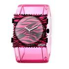 Stamps Polsband Belta Transparant Pink