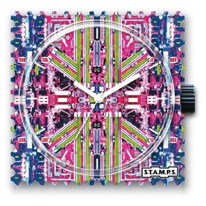 Stamps Stamps Horloge Digital Behaviour