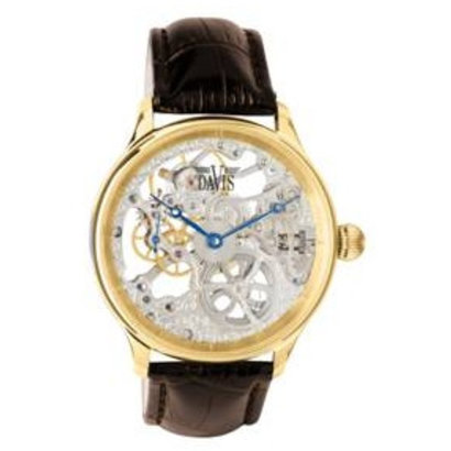 Davis Horloges Davis Scelet Watch 0896