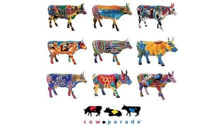 Cowparade koeien