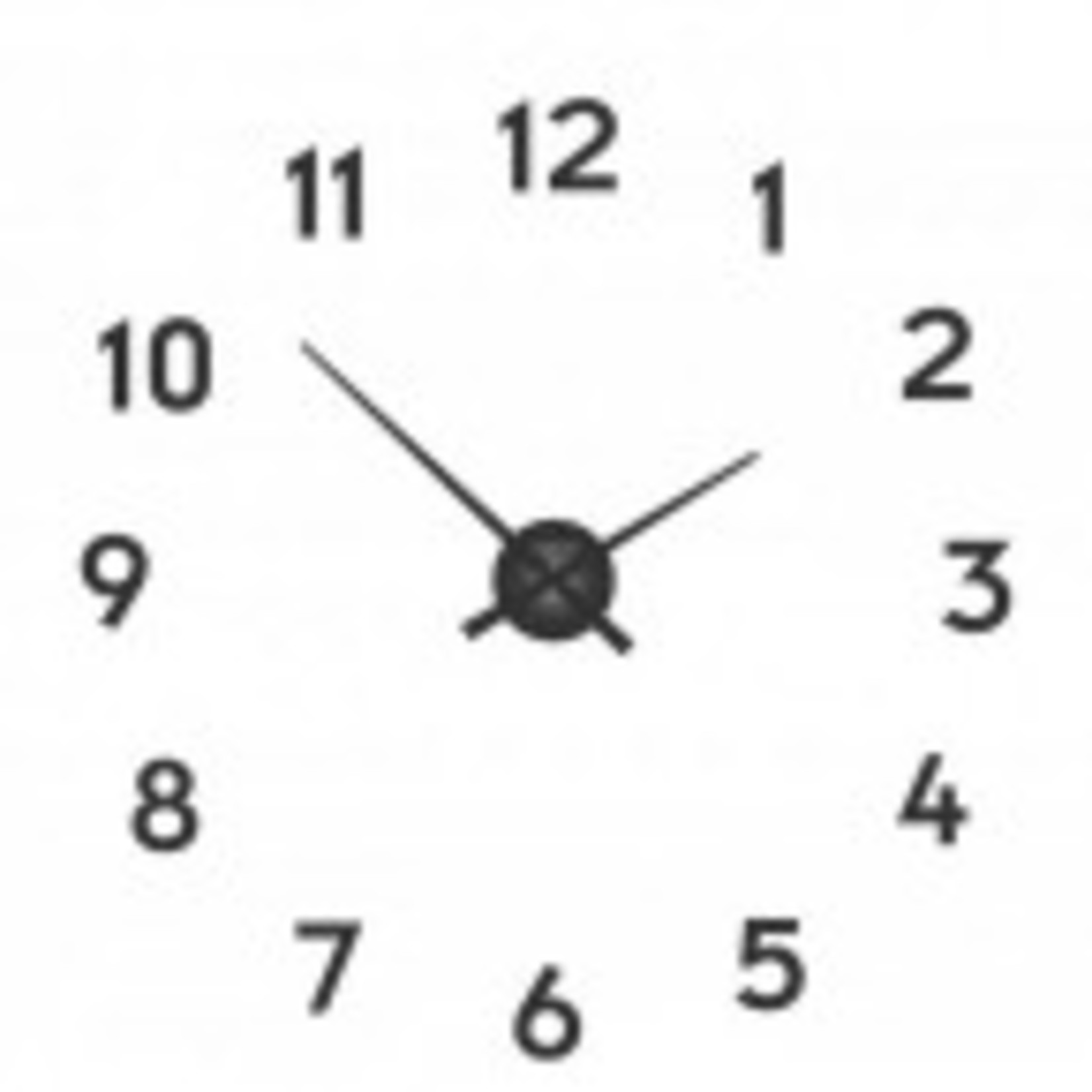 Nextime De NeXtime Wandklok Small Hands is veelzijdig en minimalistisch. Deze eigentijdse klok heeft een eenvoudig en opvallend design. Met de opplakcijfers kun je zelf de diameter bepalen en geef je een eigen stempel aan het ontwerp van de klok. De mogelijkheden