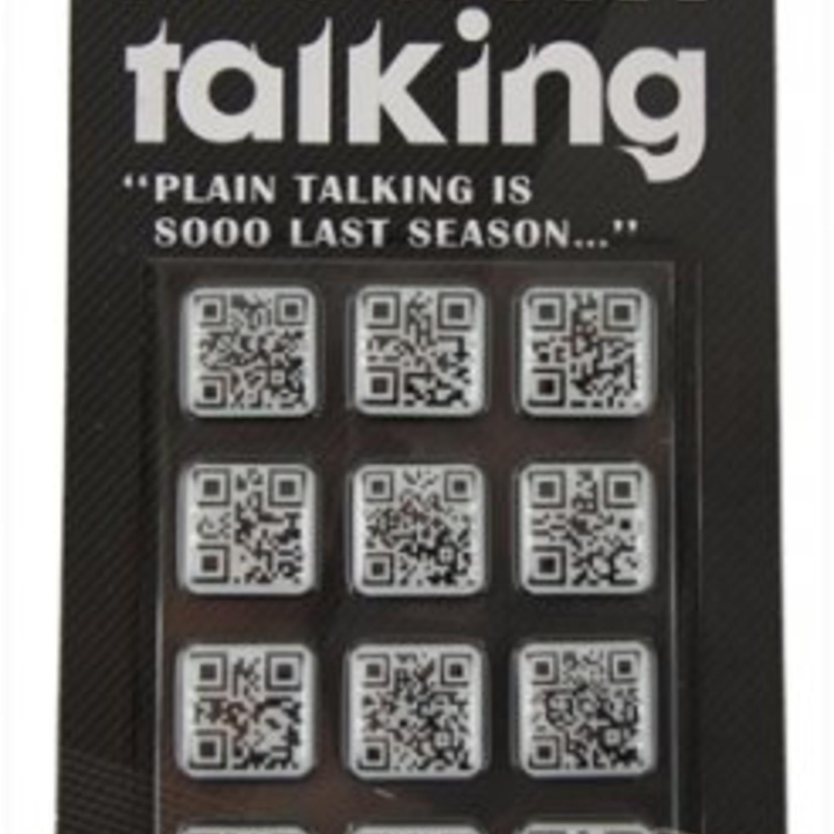 Modern Talking QR-Code magneten