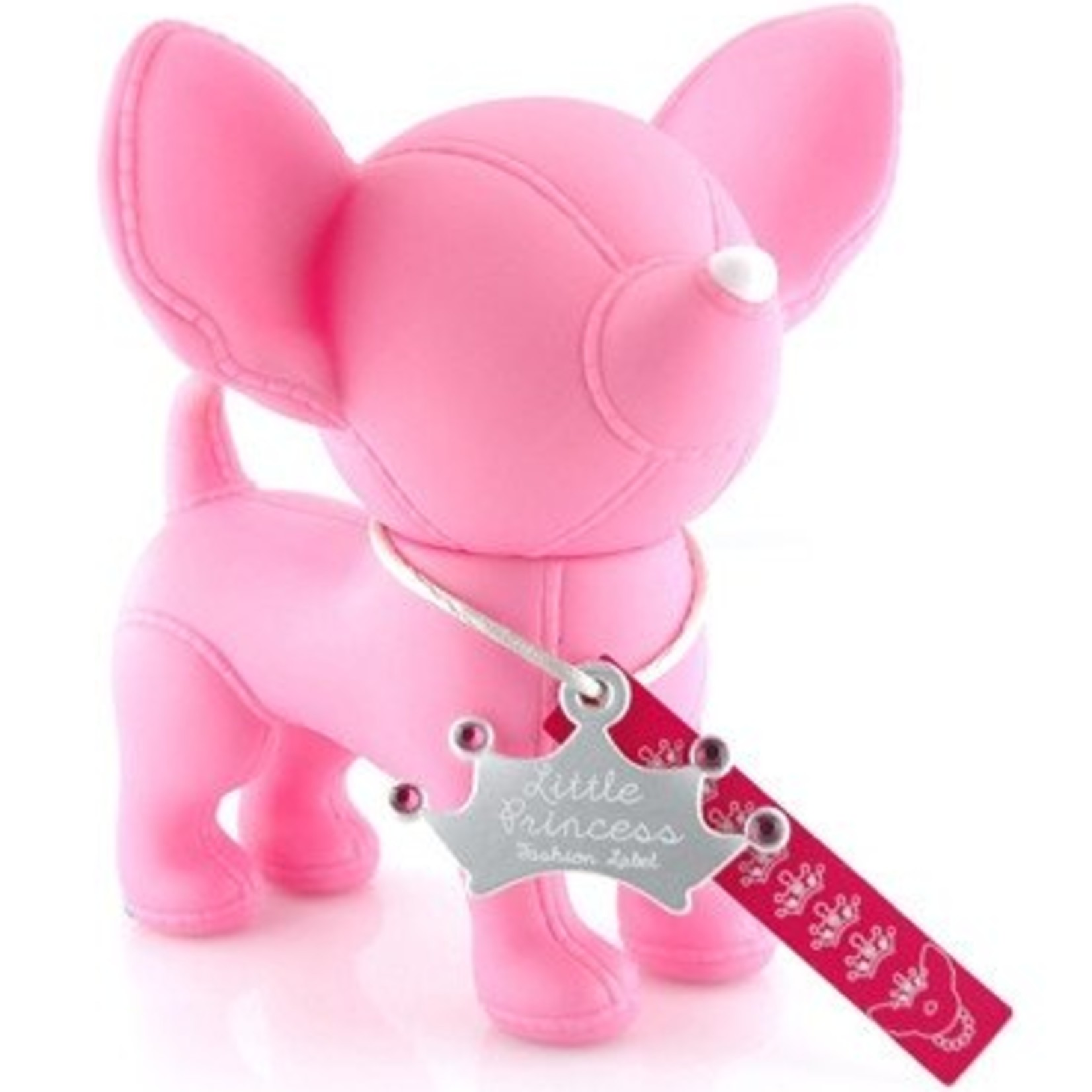 Spaarpot Whaawhaa Princess Fashion roze