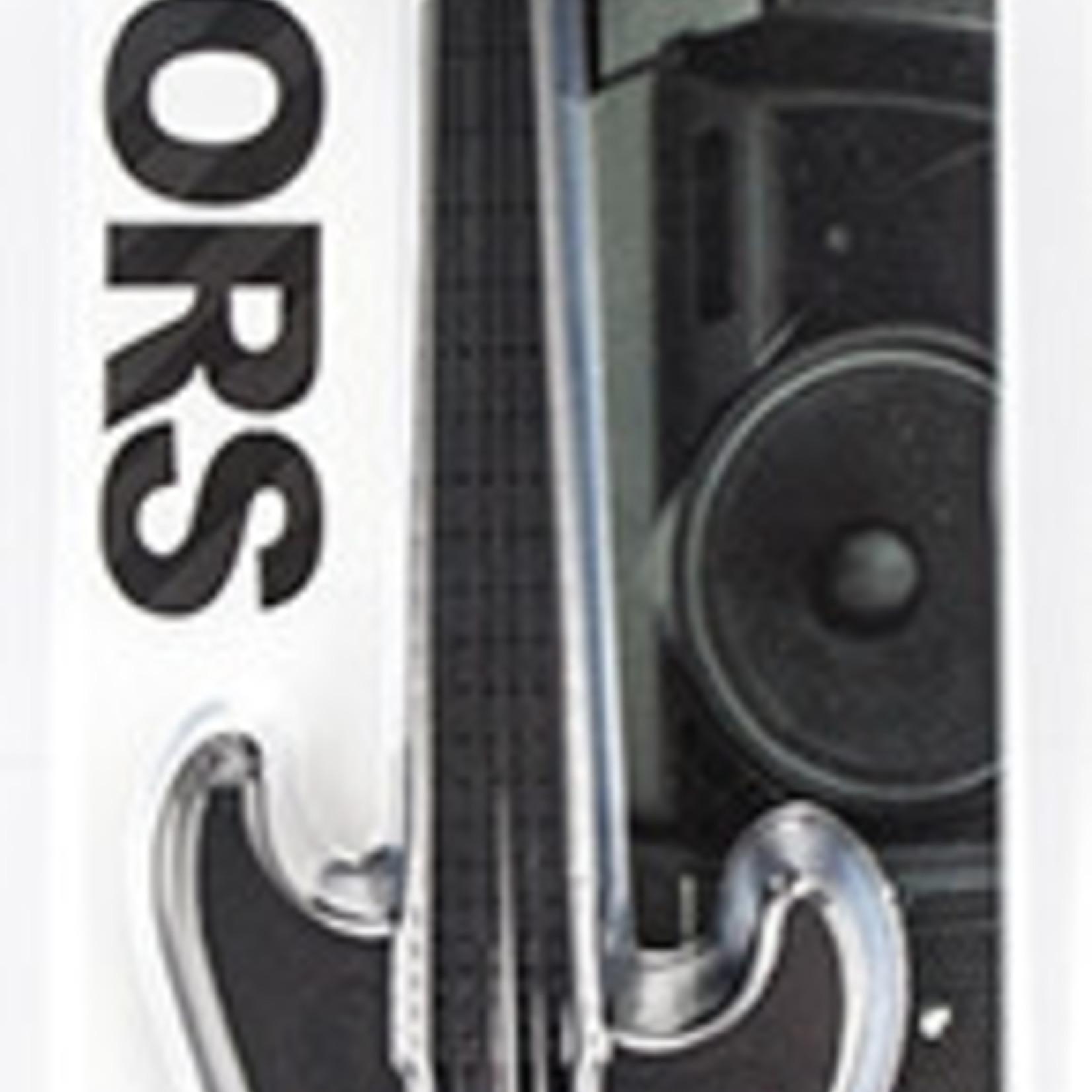 Deurstopper 'The Doors' zwart