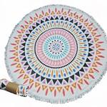 Roundie strandlaken Indian