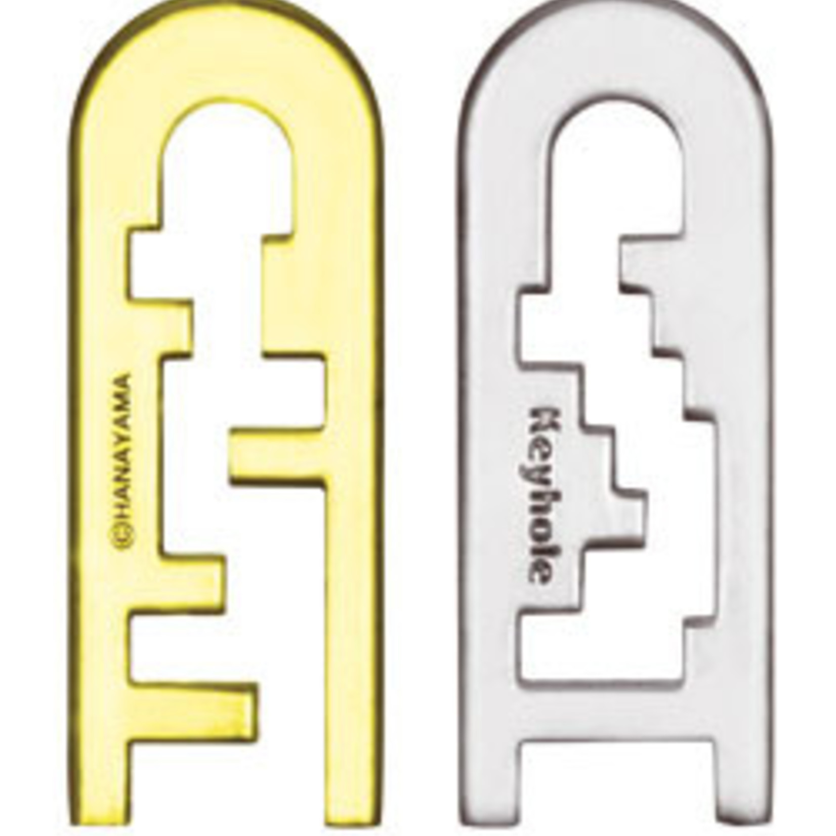 Eureka Cast puzzel Keyhole****
