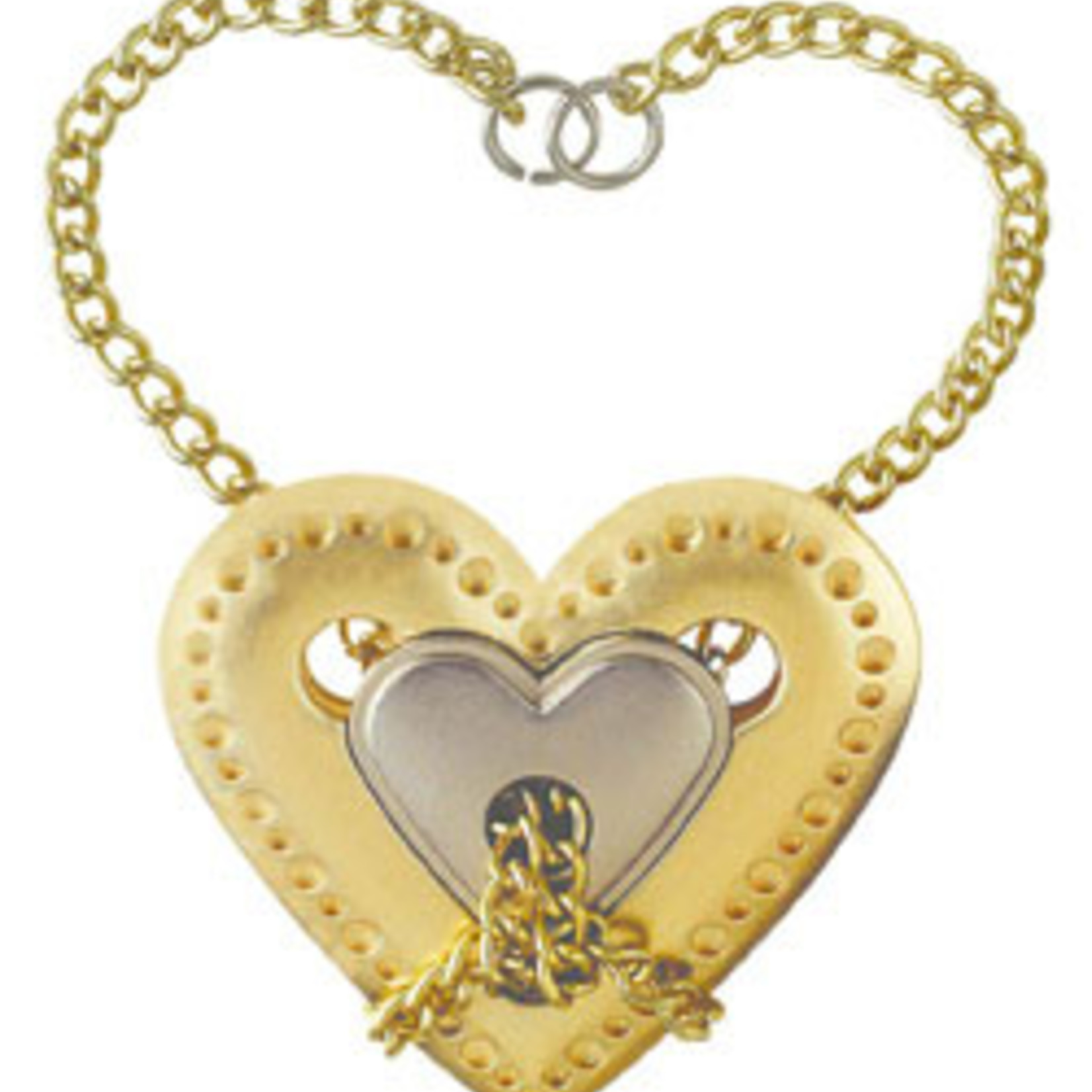 Eureka Cast puzzel Heart****
