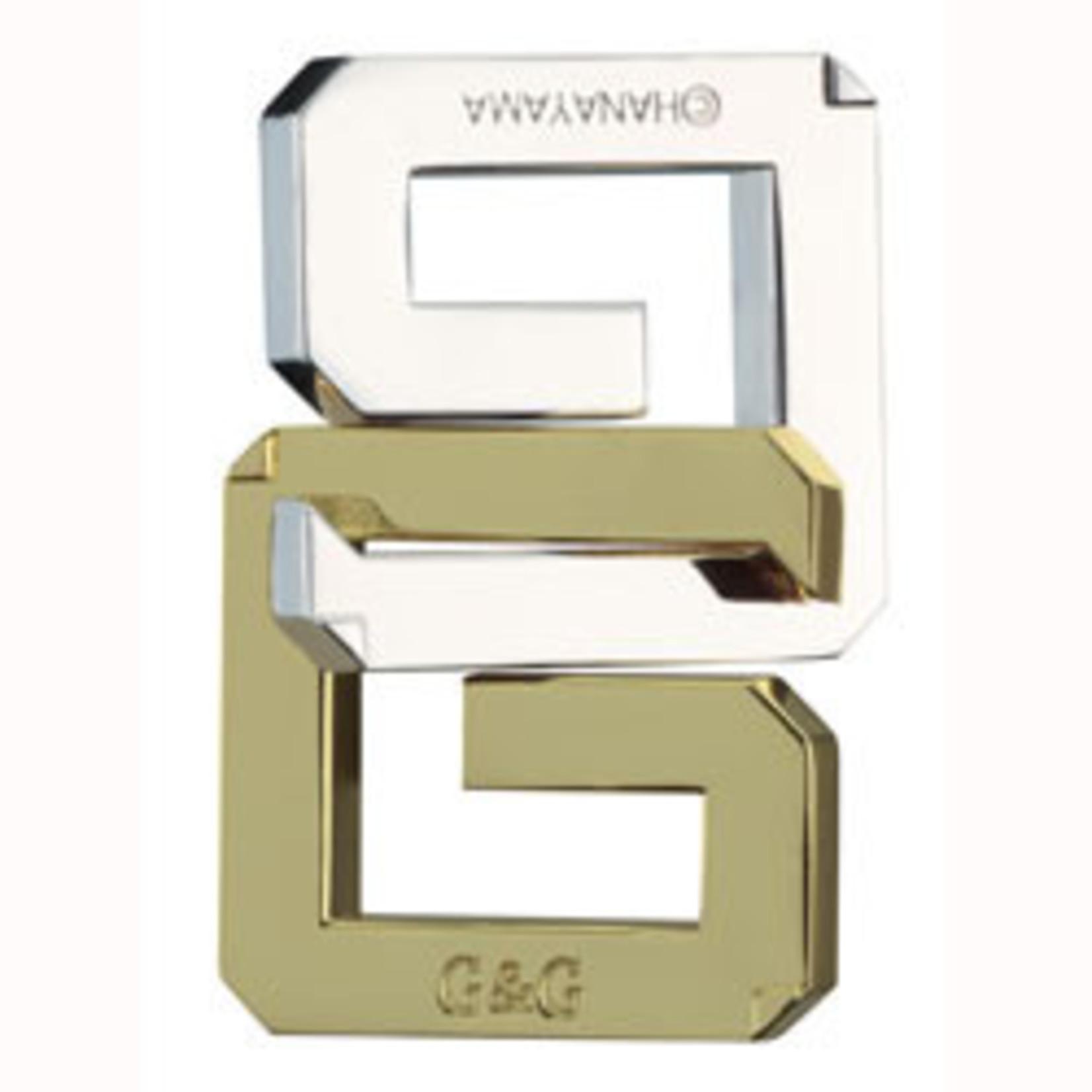Eureka Cast puzzel G and G***